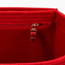 Handbag Organizer with Interior Zipped Pocket for OnTheGo MM and GM (More colors available)