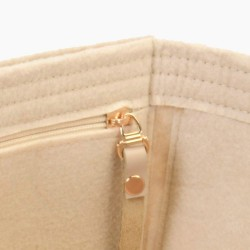 Handbag Organizer with Interior Zipped Pocket for Speedy 25, 30, 35, and 40 (More colors available)