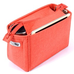 Custom Size Zipper-Top Style Bag and Purse Organizer