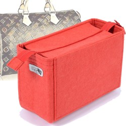 Bag and Purse Organizer with Zipper Top Style for Speedy Models