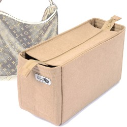 Bag and Purse Organizer with Zipper Top Style for Delightful Models