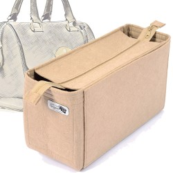 Bag and Purse Organizer with Zipper Top Style for Mulberry Del Rey Regular