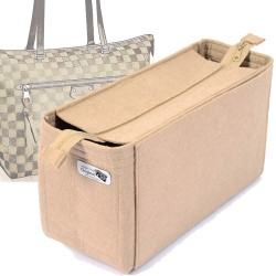 Bag and Purse Organizer with Zipper Top Style for Iena MM