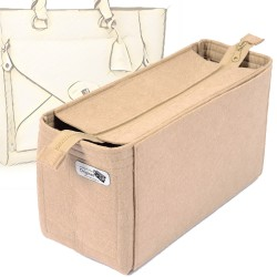 Bag and Purse Organizer with Zipper Top Style for Mulberry Large Willow