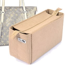 Bag and Purse Organizer with Zipper Top Style for Totally Models