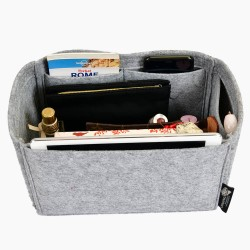 Handbag Organizer with Interior Zipped Pocket for Le Pliage (More colors available)