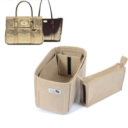 Bag and Purse Organizer with Zipped Compartment Style for Bayswater and Bayswater Tote