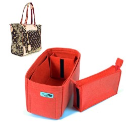Bag and Purse Organizer with Zipped Compartment Style for Estrela