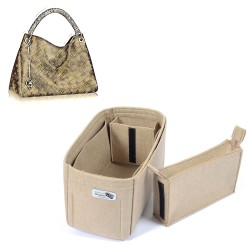 Bag and Purse Organizer with Zipped Compartment Style for Artsy GM
