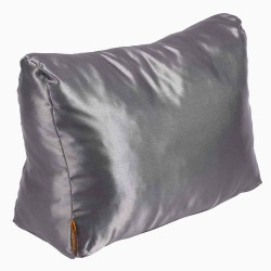 Satin Pillow Luxury Bag Shaper For Balenciaga Classic City and Small (Silver Gray) - More colors available