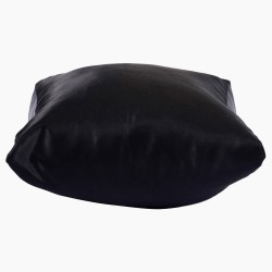Satin Pillow Luxury Bag Shaper Compatible with Ch. Bucket Bag (Black) - More colors available