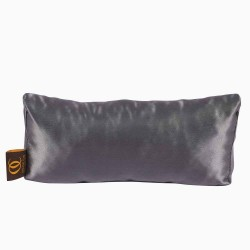 Satin Pillow Luxury Bag Shaper For Boy Bag (Silver Gray) (More colors available)