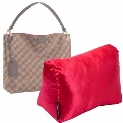 Satin Pillow Luxury Bag Shaper For Louis Vuitton Graceful PM and MM - More colors available