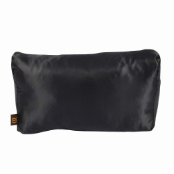 Satin Pillow Luxury Bag Shaper For Louis Vuitton Keepall (Black) (More colors available)