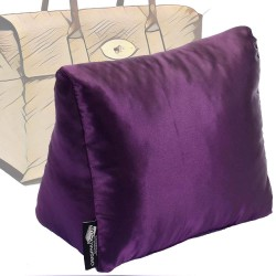 Satin Pillow Luxury Bag Shaper For Mulberry Bayswater (Plum) - More colors available