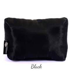 Satin Pillow Luxury Bag Shaper For Hermes' Birkin 25/ 30/ 35/ 40  (Black)- More colors available