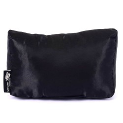 Satin Pillow Luxury Bag Shaper For Hermes' Kelly 28/32/35 (Black)- More colors available
