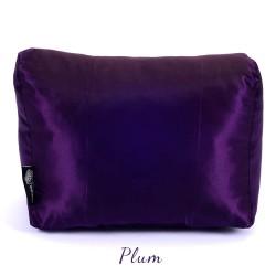 Satin Pillow Luxury Bag Shaper For Louis Vuitton Iena MM (Plum) - More colors available