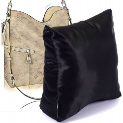 Satin Pillow Luxury Bag Shaper For Louis Vuitton Melie (Black) - More colors availabe