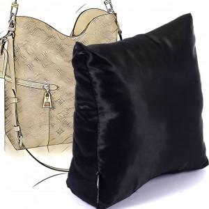 Satin Pillow Luxury Bag Shaper For Louis Vuitton Melie (Black) - More colors available