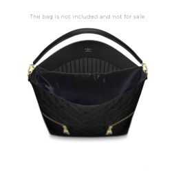 Satin Pillow Luxury Bag Shaper For Louis Vuitton Melie (Black) - More colors available