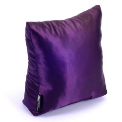Satin Pillow Luxury Bag Shaper For Louis Vuitton Melie (Plum) - More colors available