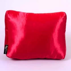 Satin Pillow Luxury Bag Shaper For Louis Vuitton Neverfull PM/MM/GM (Red) - More colors available