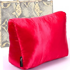 Satin Pillow Luxury Bag Shaper For Louis Vuitton Onthego MM/GM - More colors available