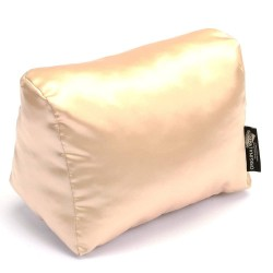 Satin Pillow Luxury Bag Shaper For Hermes' Lindy 26 / 30 (Champagne) - More colors available