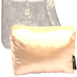 Satin Pillow Luxury Bag Shaper For Hermes Evelyne III 16