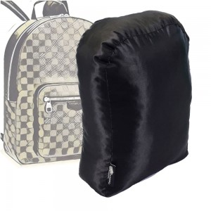 Satin Pillow Luxury Bag Shaper For Louis Vuitton Josh Backpack (Black) - More colors available