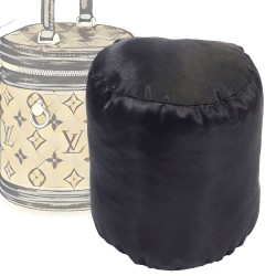 Satin Pillow Luxury Bag Shaper For Louis Vuitton Cannes (Black) - More colors available