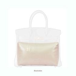 Leather Pillow Bag Shaper For Birkin 35