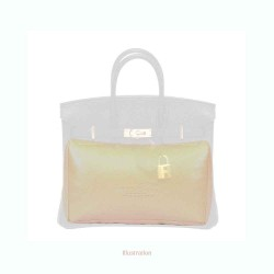 Leather Pillow Bag Shaper For Birkin 25