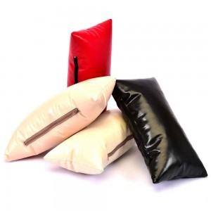"""Leather Pillow Bag Shaper In Medium Size (13,9"""" X 7,48"""" )"""