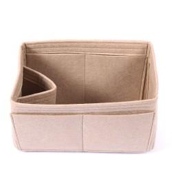 Felt Handbag Organizer with One Round Holder - Size: 33 / 16 / 16