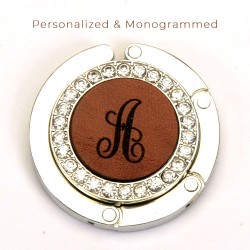 Personalized and Monogrammed Bag Hanger