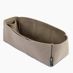 Felt Handbag Organizer with One Round Holder - Size: 50 / 16 / 19  cm