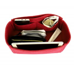 Felt Handbag Organizer with Basic Style - Size: 25 / 15 / 10