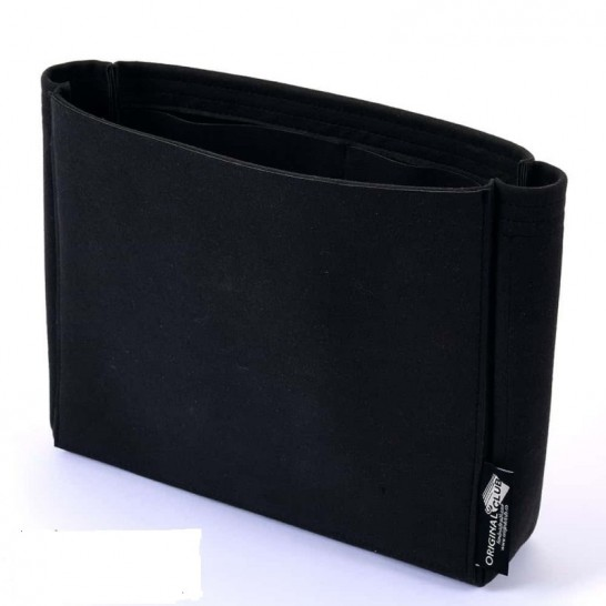 Suedette Hand Bag Organizers for Basic Style Size: 29 / 22 / 7 cm