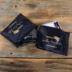Rain Slicker For Designer Handbags, Tote Bags And Purses in Clear Color ( Medium Size )