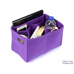 Bag and Purse Organizer with Regular Style with Custom Size