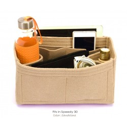 Bag and Purse Organizer with Regular Style for Louis Vuitton Speedy Style
