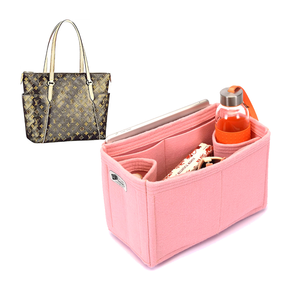 Bag and Purse Organizer with Regular Style for Louis Vuitton Totally